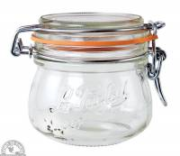 Jars - Canning Jars - Down To Earth - Le Parfait 0.25 Liter Canning Jar