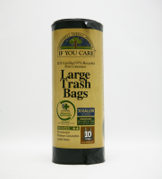 Kitchen - Bags & Containers - If You Care - If You Care Recycled Trash Bags 30gal. - 10ct.