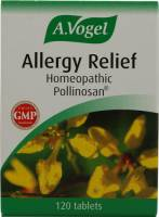 Homeopathy - A. Vogel - A. Vogel Allergy Relief 120 tablet