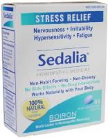 Homeopathy - Nerves & Stress - Boiron - Boiron Sedalia 60 Tablets