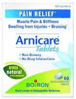 Homeopathy - Pain Relief - Boiron - Boiron Arnicare Arthritis 60 Tablets