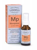 Homeopathy - Nerves & Stress - Liddell Laboratories - Liddell Laboratories Homeopathic Remedies - Menopause 1 oz