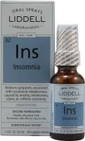 Homeopathy - Nerves & Stress - Liddell Laboratories - Liddell Laboratories Homeopathic Remedies - Insomnia 1 oz