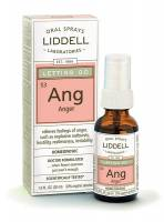 Homeopathy - Nerves & Stress - Liddell Laboratories - Liddell Laboratories Homeopathic Remedies - Anger 1 oz