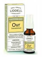 Homeopathy - Nerves & Stress - Liddell Laboratories - Liddell Laboratories Homeopathic Remedies - Feeling Overwhelmed 1 oz