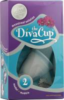 Health & Beauty - Menstrual & Menopausal Care - Diva International - Diva International Diva Cup Post-Child Birth (2 Pack)