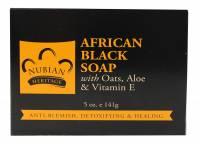 Nubian Heritage - Nubian Heritage Bar Soap African Black 5 oz (2 Pack)