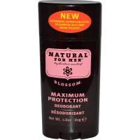 Health & Beauty - Deodorants - Herban Cowboy - Herban Cowboy Deodorant for Her Blossom 2.8 oz (2 Pack)
