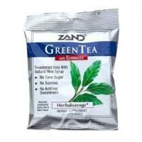 Health & Beauty - Cough Syrup & Lozenges - Zand - Zand HerbaLozenge - Green Tea w/Echinacea 15 loz