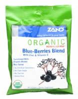 Health & Beauty - Cough Syrup & Lozenges - Zand - Zand HerbaLozenge - Organic Blue Berries 18 loz