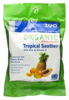 Health & Beauty - Cough Syrup & Lozenges - Zand - Zand HerbaLozenge - Organic Tropical 18 loz