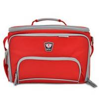 Fitmark The Large Meal Management Box - Red