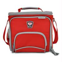 Fitmark The Meal Management Box - Red