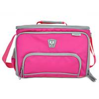Fitness & Sports - Fitness Accessories - Fitmark - Fitmark The Pac Meal Management Bag - Pink