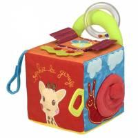 Baby - Baby & Toddler Toys - Vulli - VulliSensitiv'Cube