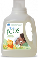Baby - Laundry - Earth Friendly Products - Earth Friendly Products Baby ECOS Laundry Detergent 100 oz - Free & Clear (4 Pack)