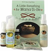 Baby - Pregnancy & Maternity - Earth Mama Angel Baby - Earth Mama Angel Baby A Little Something For Mama-To-Be Set 5 pc