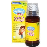 Homeopathy - Children - Hylands - Hylands Cold 'N Cough For Kids 4 oz