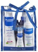 Baby - Skin Care - Mustela - Mustela Newborn Set