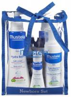 Baby - Gifts - Mustela - Mustela Newborn Set