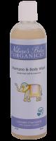 Nature's Baby Organics - Nature's Baby Organics Shampoo & Body Wash Lavender/Chamomile 12 oz