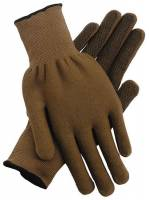 Garden - BIH Collection - BIH Collection Bamboo Garden Gloves Mens Extra Grip Dots Large