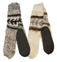 BuyItHealthy Collection - Clothing - BIH Collection - BIH Collection Alpaca Wool Small Slipper Socks