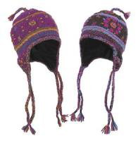BuyItHealthy Collection - Clothing - BIH Collection - BIH Collection Nepalese Wool Sherpani Earflap Hat