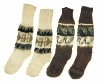 BuyItHealthy Collection - BIH Collection - BIH Collection Alpaca Wool Large Socks