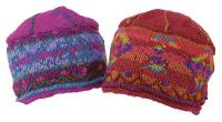 BuyItHealthy Collection - Clothing - BIH Collection - BIH Collection Nepalese Wool Rolled Brim Hat