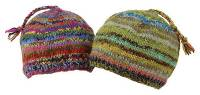 BuyItHealthy Collection - Clothing - BIH Collection - BIH Collection Nepalese Wool Multi-Color Pullover Hat