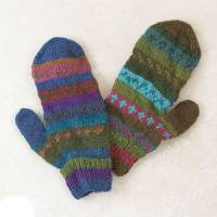 BuyItHealthy Collection - Clothing - BIH Collection - BIH Collection Nepalese Wool Mittens