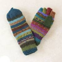Clothing - Mittens - BIH Collection - BIH Collection Nepalese Wool Fingermittens