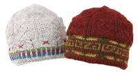 BuyItHealthy Collection - Clothing - BIH Collection - BIH Collection Nepalese Wool Knitted Design Hat