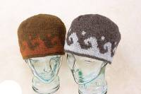 BuyItHealthy Collection - Clothing - BIH Collection - BIH Collection Nepalese Wool Ocean Wave Hat