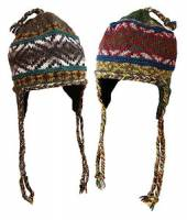 BuyItHealthy Collection - Clothing - BIH Collection - BIH Collection Nepalese Khumbu Earflap Hat