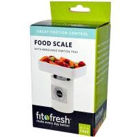 Fitness & Sports - Food Scales - Fit & Fresh - Fit & Fresh Food Scale