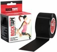 """RockTape Kinesiology Tape for Athletes Black 2"""""""