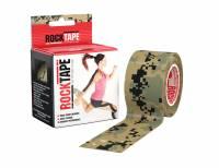 "RockTape Kinesiology Tape for Athletes Camou Digital 2"""