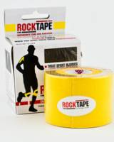 """RockTape Kinesiology Tape for Athletes Yellow 2"""""""