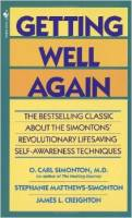 Books - Personal Development - Books - Getting Well Again - O. Carl Simonton