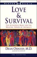 Books - Personal Development - Books - Love and Survival - Dean Ornish
