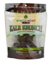 Specialty Sections - Alive & Radiant Foods - Alive & Radiant Foods Kale Krunch Chockalet Chip 2.2 oz (6 Pack)