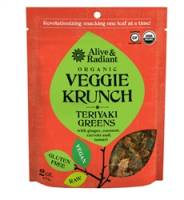 Specialty Sections - Alive & Radiant Foods - Alive & Radiant Foods Veggie Krunch Teriyaki Greens 2 oz (6 Pack)