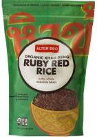 Grocery - Alter Eco - Alter Eco Alter Eco Khao Deng Ruby Red Rice 16 oz (4 Pack)