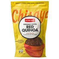 Grocery - Alter Eco - Alter Eco Alter Eco Organic Red Quinoa 16 oz (4 Pack)