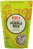 Specialty Sections - Alter Eco - Alter Eco Alter Eco Purple Jasmine Rice 16 oz (4 Pack)