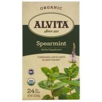 Grocery - Alvita Teas - Alvita Teas Peppermint Leaf Tea Organic (24 Bags)