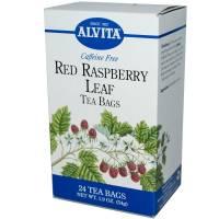 Alvita Teas Red Raspberry Leaf Tea (24 Bags)