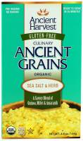 Ancient Harvest Ancient Grains Sea Salt & Herb Blend 4.8 oz (6 Pack)